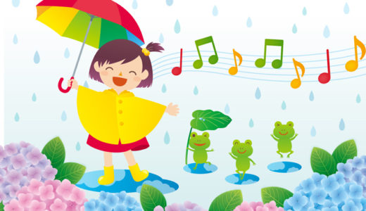 梅雨のような夏のような